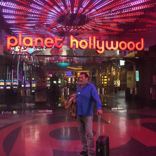 Besuch bei Dr. Stephen Braude in Las Vegas