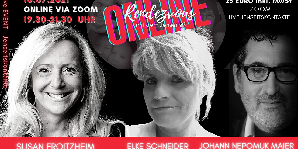 Rendezvous mit dem Jenseits Susan Froitzheim & Elke Schneider