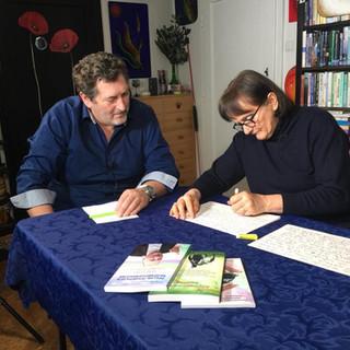 Dr. Michelle Haintz und jnm