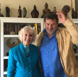 Barbara Lamb und jnm