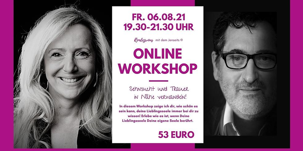 Workshop Jneseits-Kontakt mit  Susan Froitzheim