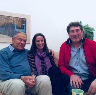 jnm, Dr. Stanislav und Brigitte Grof