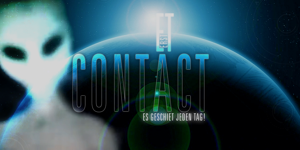 Vortrag: ErsT Contact - Es passiert jeden Tag!