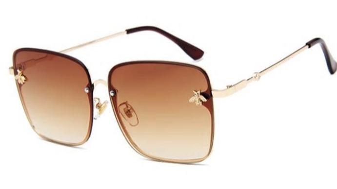Ladies Square Sunglasses