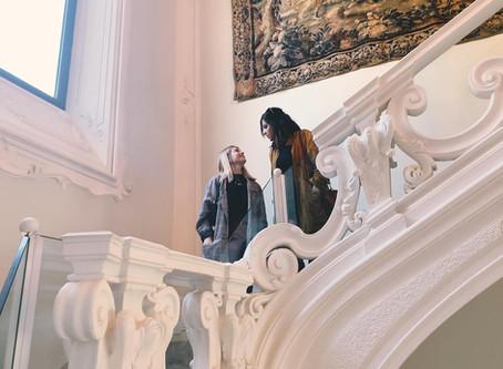 Arte e musei italiani (da casa)