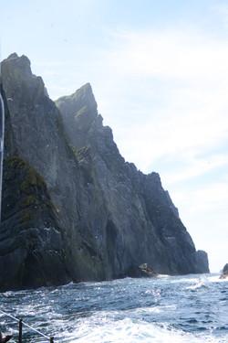 Borreray Cliffs