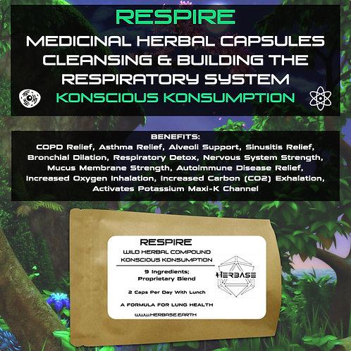 Respire Capsules (Respiratory Support)