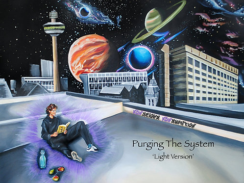 Purging The System 'Light Version' Book (Paperback)