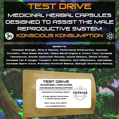 TEST DRIVE  (MENS HORMONE HELP)