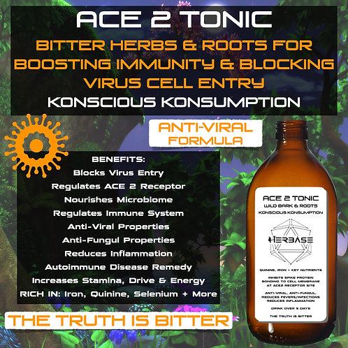 ACE 2 Quinine Tonic