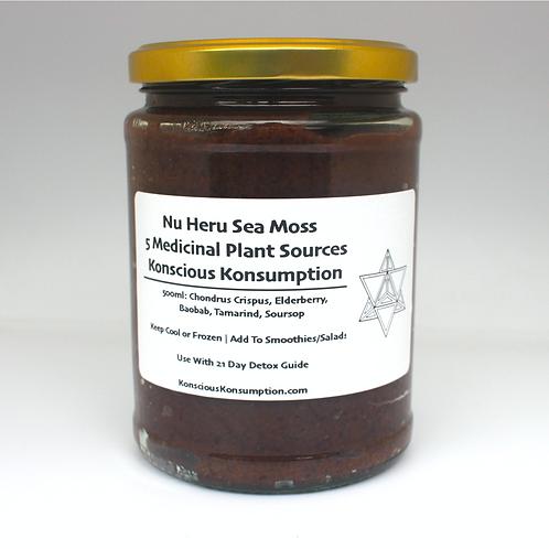 Nu Heru Sea Moss Blend