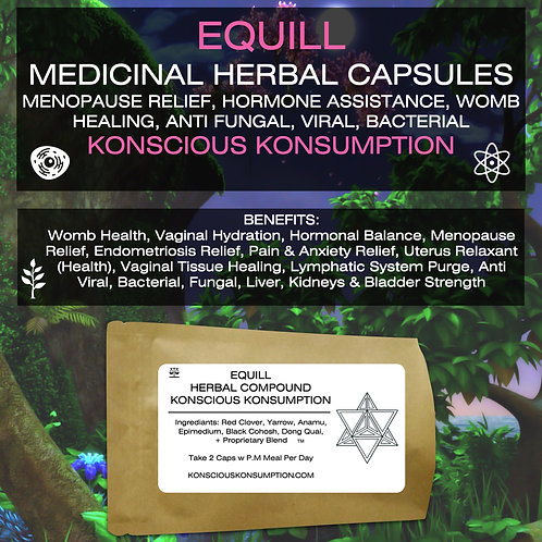 EQUILL (Woman Hormone/Reproductive Support)