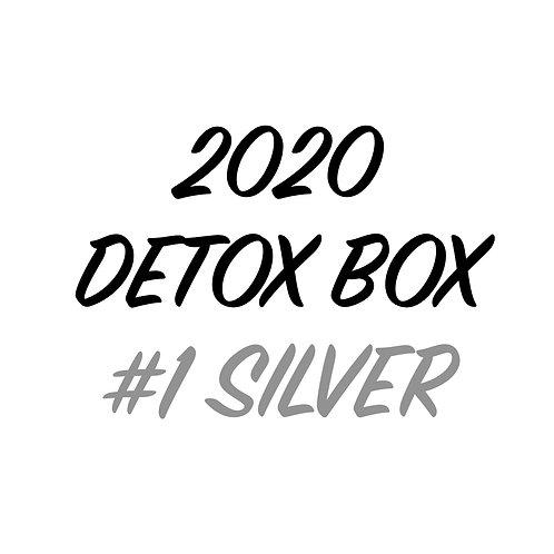 2020 DETOX BOX #1 SILVER KIT