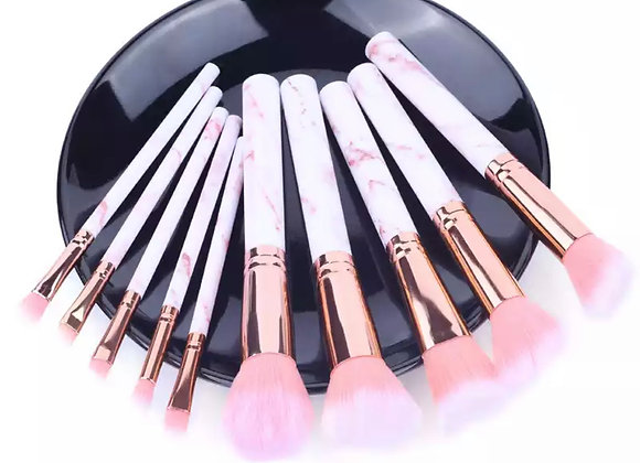 10 pcs Brush Set