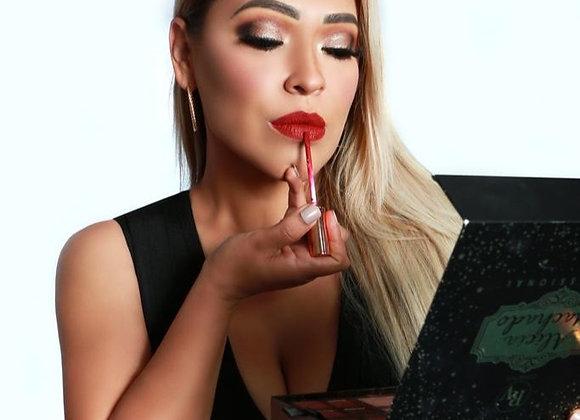 RV Liquid lipstick collection