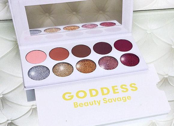 Eyeshadow palette Goodes