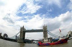 Quiksilver Crossing London