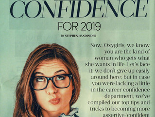 New Year, New Career - Career Confidence for 2019