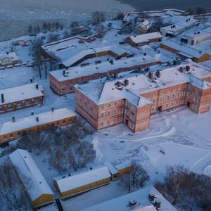 Sea Fortress Suomenlinna