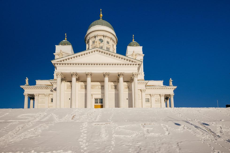 Helsinki Catethral