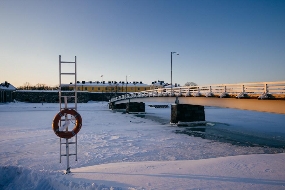 Suomenlinna Bridge