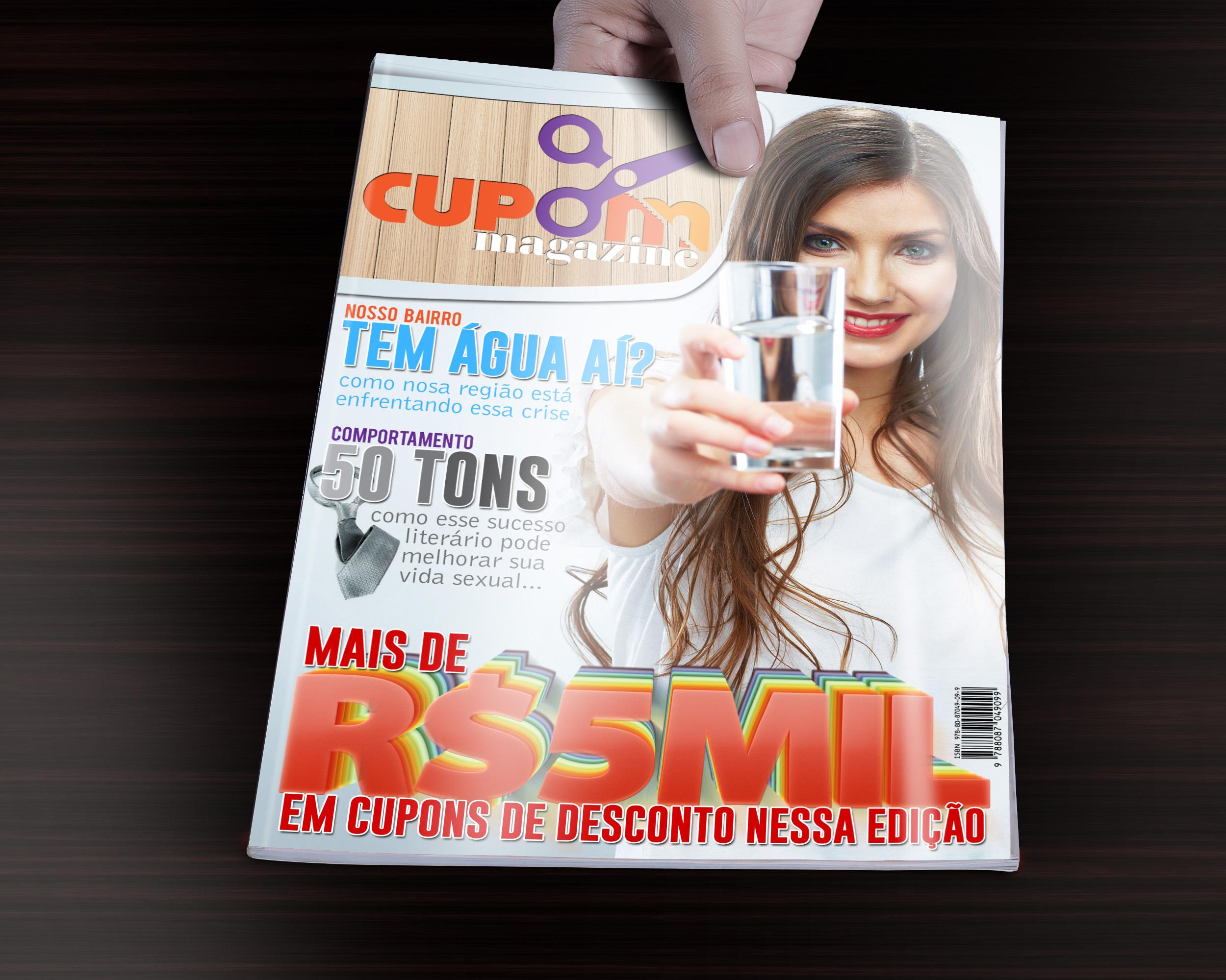 Projeto Revista Cupom Magazine