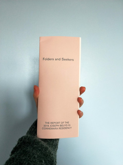 Folders & Seekers, James Mansfield