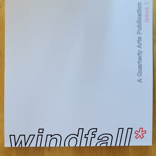 Windfall: A Quartlerly Arts Publication