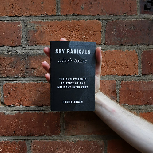 Shy Radicals: The Antisystemic Politics of the Militant Introvert by Hamja Ashan