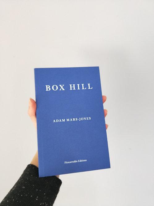 Box Hill, Adam Mars-Jones