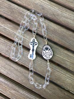 Glass chain: Release Me