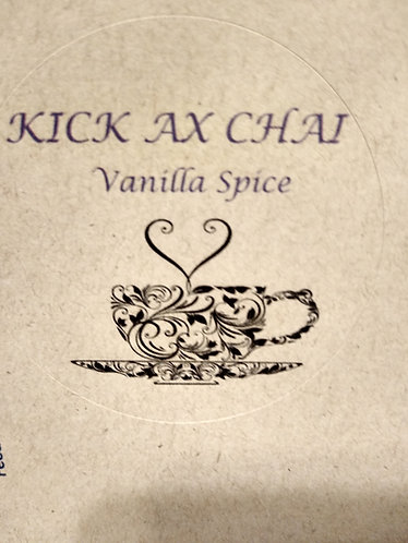 Vanilla Spiced Chai Large