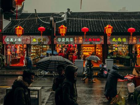 BLOG: Venturing into Mainland China