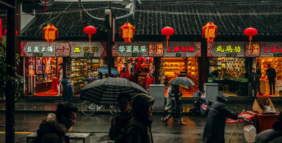 chinese shops