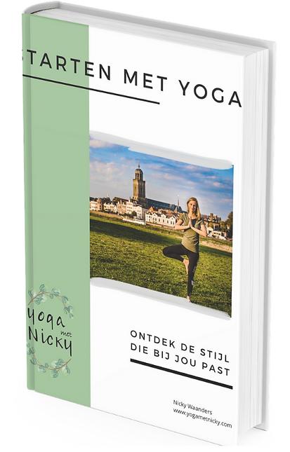 starten met yoga ebook