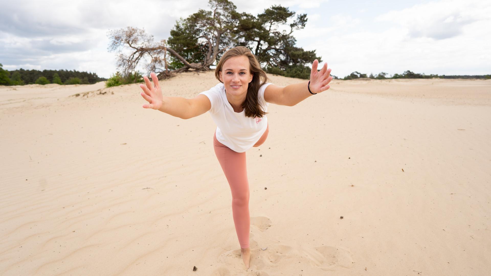 Yoga met Nicky