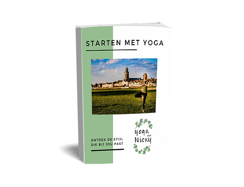 Starten met Yoga - Yoga voor beginners