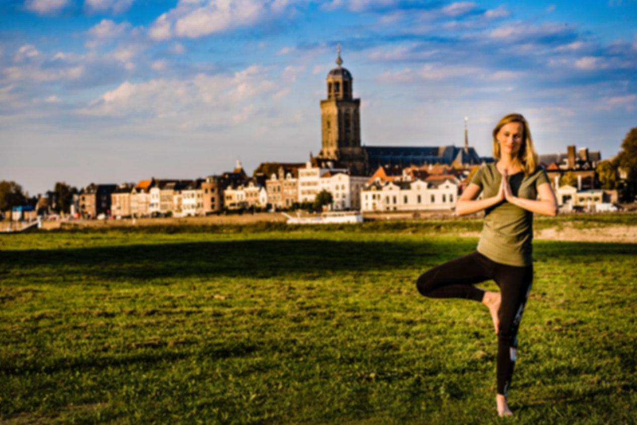 Yoga Nicky Deventer