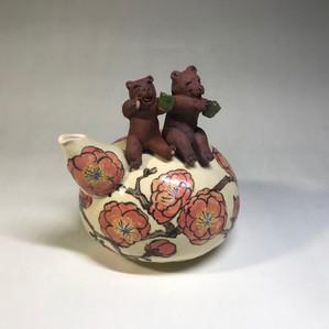 花見熊注器