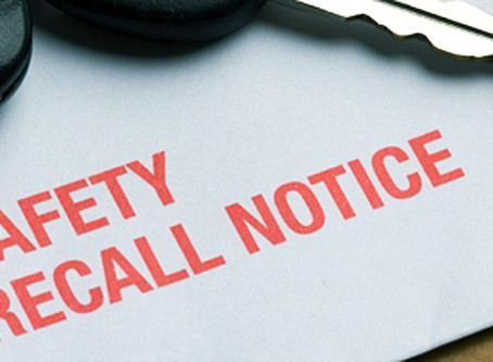 Has your vehicle had a recall?