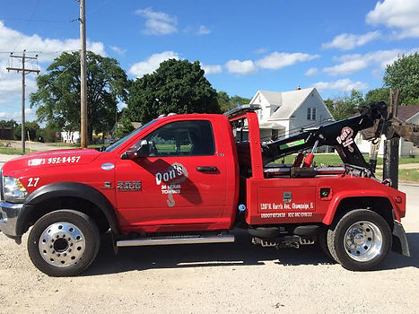 """alt=""""towing"""" Towing in champaign illinois"""