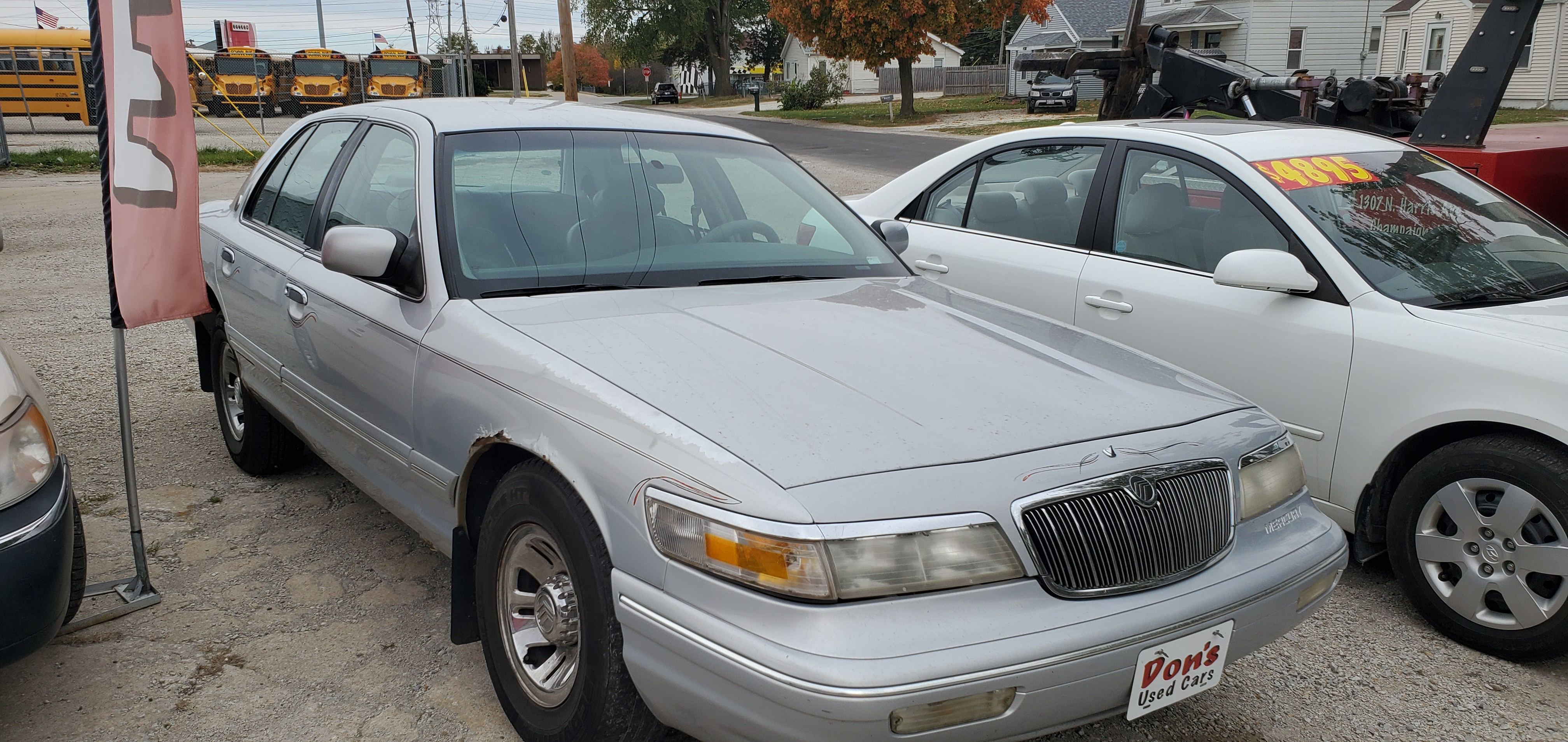 1996 Grand Marquis