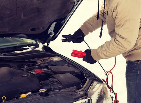 Car battery: Storing and charging maintenance