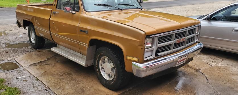 1984 GMC Sierra