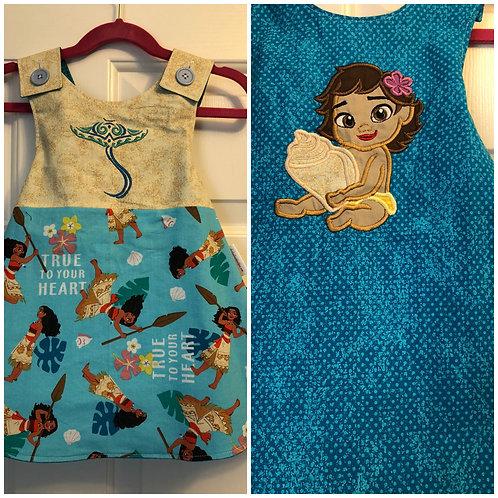 Island Girl (fabric #2)