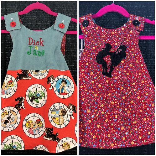 Retro Dick & Jane 2