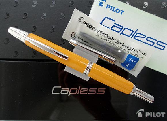 CAPLESS *Yellow*