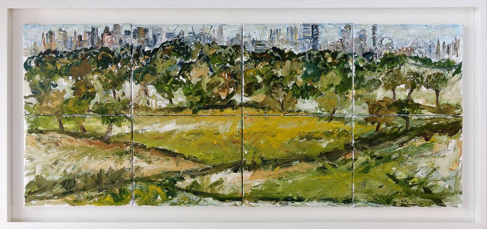 Primrose Hill Multicanvas