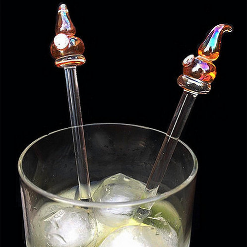 Drink Stirrers - Pot Still and Thistle