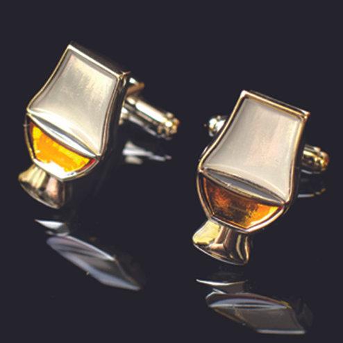 Glencairn Glass Cuff Links